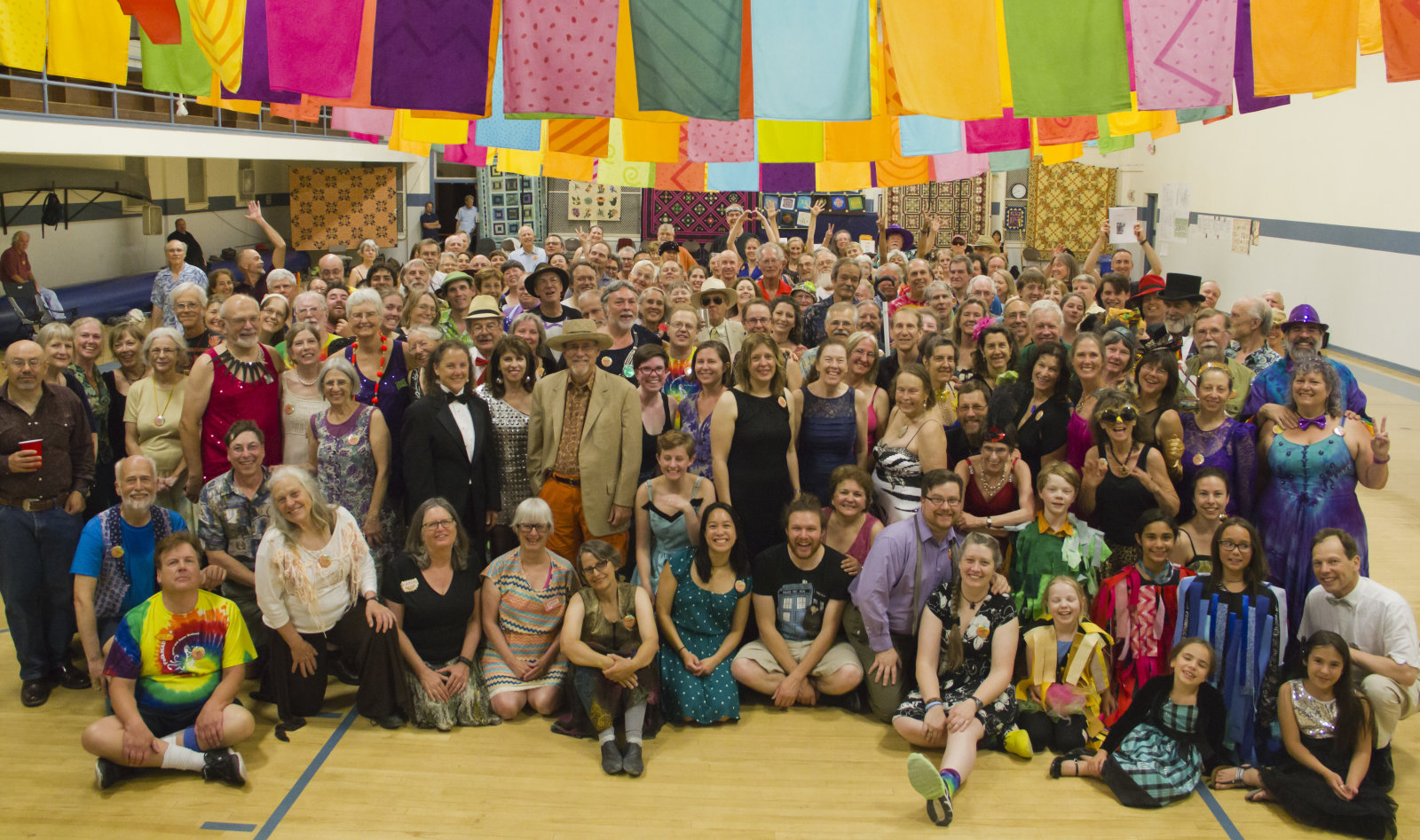 2016 FolkMadness Group Photo