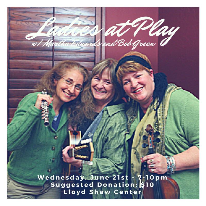 Ladies At PlayJune21