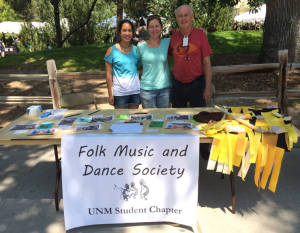 20150820 FolkMADS-UNM WelcomeDay